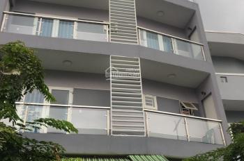 Cho thuê nhà 3 tấm SIÊU RỘNG hẻm số 468 đường Phan Văn Trị, P. 7, Q. Gò Vấp