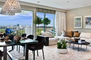 Sắp nhận nhà không tiền đóng cần bán gấp căn 105m2, The View Riviera Point của Keppel Land
