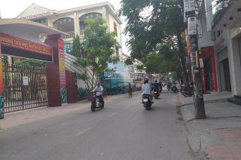 Bán nhà mặt phố Nguyễn Công Trứ, Lê Chân, Hải Phòng. DT: 101m2 * 4 tầng, giá 9,5 tỷ