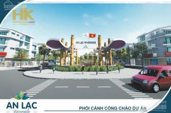 Đất sạch, đất An Lạc, Bình Chánh, TPHCM thuộc mặt tiền Nguyễn Hữu Trí, LH 0982135970 Đạt