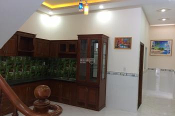 Bán nhà 1 lầu, 1 trệt, diện tích 108m2, đường lộ ồ gần trạm thu phí Quốc Lộ 1K, KP Nội Hoá 1