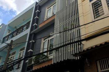 Kẹt tiền bán gấp nhà HẺM XE HƠI 5m Lê Văn Thọ P.11. Nhà 4 tầng. Giá chỉ 5.3 tỷ