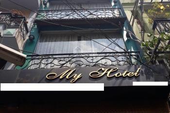 Cần bán gấp: Nhà mặt phố, Q3 mặt tiền Nguyễn Đình Chiểu, 6.5x16m, 4 lầu. LH: 0938590758