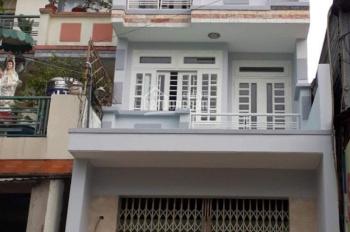 Bán nhà Miếu Gò Xoài, DT 4,3x18m, nhà 3 tấm mới đẹp dọn vào ở ngay, LH 0789551643