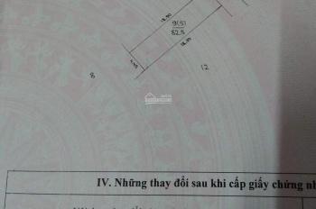 Chính chủ bán mảnh đất đẹp DT: 82.5m2 ở thôn Thọ Đa, Kim Nỗ, Đông Anh, Hà Nội