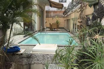 Cho thuê biệt thự Thảo Điền 350m2, hồ bơi, trệt 2 lầu, nhà đẹp, 5PN giá 93.2 triệu/tháng-0967405699