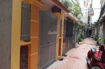 Bán nhà 56m2 xây 4 tầng ngõ 151/86 Nguyễn Đức Cảnh, số 27, ô tô cách 50m, giá 3.8 tỷ