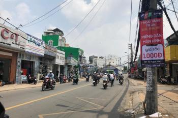 Bán nhà 2 lầu mặt tiền Tô Ngọc Vân, sát chợ Thủ Đức, ngang 4.5m, 100m2. Giá 13 tỷ TL chính chủ