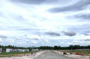 Đất nền Tân Định, Bến Cát, Bình Dương cách khu đô thị Thịnh Gia 1km