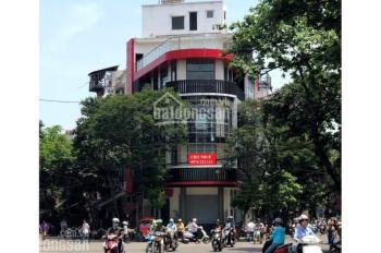 Cho thuê nhà mặt phố Hàng Điếu, Hoàn Kiếm, DT 100m2 x 4 tầng, MT: 30m, giá chỉ: 262 triệu/ tháng