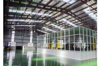 Cho thuê kho xưởng Zamil tại KCN Hố Nai 3, Huyện Trảng Bom, Đồng Nai DT 1800,2400, 3600-10000m2