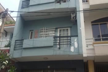 Bán nhà hẻm 50 đường Gò Dầu, P. Tân Quý, Q. Tân Phú, DT 5x17m, 3 lầu, hẻm 12m có lề, giá: 8,6 tỷ