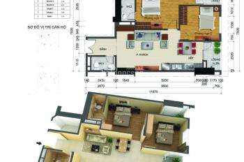 Khu căn hộ tại tòa nhà Gemek 1, An Khánh, Hoài Đức, Hà Nội cần tìm chủ mới, LH em Huyền: 0399023427