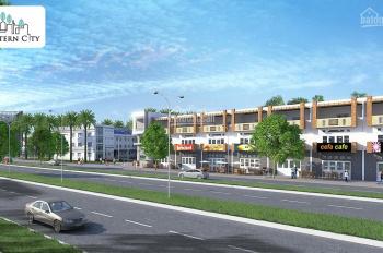 Cần tiền bán nền đẹp dự án Western City, Bến Lức, giá tốt đầu tư. LH: 0907 509 568
