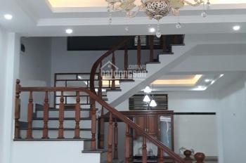 Bán căn nhà 4 tầng móng tường độc lập, mặt ngõ đi thông rộng 6m đường Ngô Gia Tự, Hải An, Hải Phòng