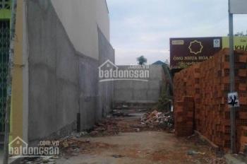 Cần tiền kinh doanh bán đất MT Lý Chiêu Hoàng nằm ngay ngân hàng BIDV 86m2 (5x17,2)m Q6. SHR