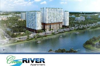 Chính chủ bán căn hộ Green River Quận 8, 74,31m2 giá 2 tỷ, LH 0908504969