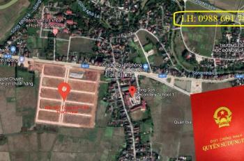 Siêu hot đất nền Đông Anh, Đông Sơn, Thanh Hóa, giá ưu đãi nhà đầu tư từ 6tr/m2, diện tích từ 100m2