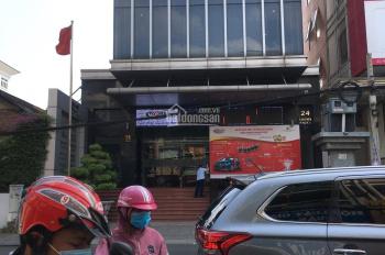 Bán nhà 02 Cao Thắng, Quận 3, DT: 6.3x18.6m, 5 tầng, HĐ Thuê 90tr/th. Giá 25 Tỷ
