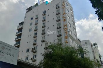 Bán nhà 2 MT Trần Hưng Đạo - Hồ Hảo Hớn, Quận 1 - Ngay dự án Alpha King DT 4.6x18m, giá 24 tỷ