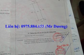 Cần bán đất mặt tiền thị trấn Long Thành - 96 m2