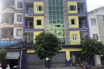 Cho thuê nhà MT 35 Nguyễn Thái Sơn + Phạm Ngũ Lão, P. 4, Gò Vấp 15x10m, 4L, thang máy