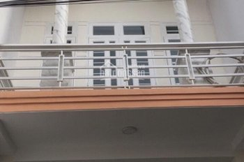 Bán gấp nhà 1T1L hẻm 533 Bùi Hữu Nghĩa, DT 4x17m, giá 1,950 tỷ, 3PN, mới xây - LH 0986102942 hữu