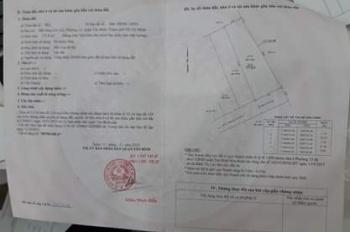 Đi nước ngoài cần bán gấp nhà mặt tiền Thới Tam Thôn 6 ngay ngã tư nước đá Nguyễn Ảnh Thủ, 4,3*80m