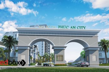 Siêu dự án Phúc An Garden Bình Dương của chủ đầu tư Trần Anh Group chính thức ra mắt khách hàng