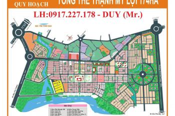 Bán đất 174ha Thạnh Mỹ Lợi dự án Huy Hoàng, Thế Kỉ, Phú Nhuận, Villa Thủ Thiêm giá từ 50tr/m2