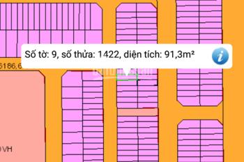 Đất dự án Gold Hill, trung tâm thị trấn Trảng Bom, sổ riêng thổ cư, 0967741797