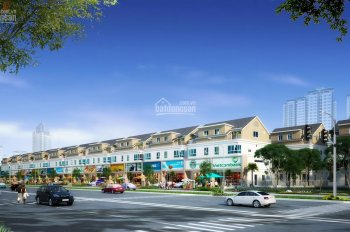 Bán căn nhà phố dãy C 90m2 view sông, hướng TN, Dragon Village, Q.9, giá 4,6 tỷ, LH: 0909797786