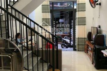 Bán nhà 2 tầng kiên cố kiệt ôtô 5m Thái Thị Bôi, có chỗ đậu ôtô trước nhà