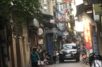 Chuyển công tác, cần bán nhà phố Cự Lộc - Thanh Xuân. LH: 0944 919 796