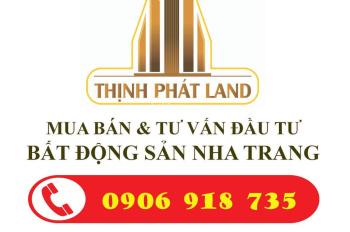 Cần bán gấp lô đất sát cạnh khu đô thị Vĩnh Điềm Trung, giá tốt nhất khu vực, LH 0906918735