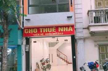 Cho thuê cửa hàng MP Thái Hà, 90m2, MT 4m, giá: 30tr/th, LH: 083.630.9999