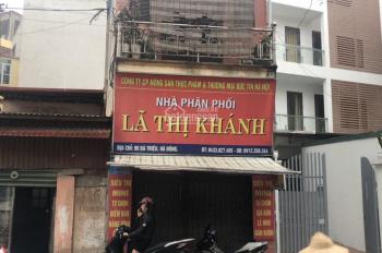 Bán nhà cũ 2 tầng 54m2 mặt phố Bà Triệu gần chợ Hà Đông, kinh doanh cực đỉnh, 5 tỷ. 0935319868