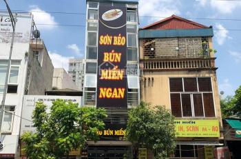 Cho thuê nhà MP Hào Nam, 50m2 x 3.5 tầng, MT 4m, giá 40tr/th LH: 083.630.9999