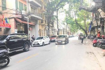 Bán 50m2 nhà mặt ngõ phố Lê Ngọc Hân, quận Hai Bà Trưng, Hà Nội, mặt tiền 6m, vuông vắn, giá TT