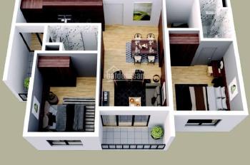 Căn hộ 2PN + 1 The Zen Residence - Gamuda, DT 75m2 giá 2,4 tỷ, chiết khấu 5%. LH: 0944013333