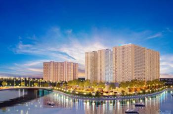 Chính chủ cần bán căn hộ City Gate 2, 2PN, 2WC, 72m2, 1.65 tỷ, view công viên, đã xây lên tầng