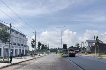 Bán đất nền nhà phố thổ cư 100% ở đô thị mặt tiền đường nhựa rộng 30m trung tâm thành phố Vĩnh Long