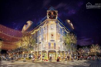 Bán căn shophouse Châu Âu, DA Sun Plaza Grand World, 120m2 * 5 tầng, giá 9,5812 tỷ, LH 0962796258