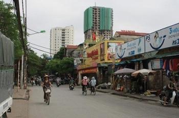 Phá giá thị trường bán gấp nhà 4 tầng mặt phố Lĩnh Nam, 85m2, mặt tiền 4,5m chỉ 5,9 tỷ