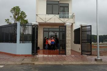 Bán nhà riêng mới xây rất rộng rãi, thoáng mát, Bình Dương, 100m2, 1 trệt 1 lầu, LH 093 898 1434