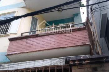 Bán nhà ở đường Cô Giang, Q.1 diện tích 4.5mx17m, 4 tầng, giá 16.5 tỷ TL - Liên hệ 0933.726.585