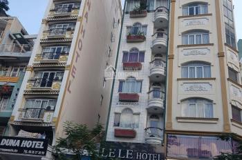 Cần bán khách sạn Quận 1, đường Nguyễn Thái Học. DT: 4.2x19m, 8 tầng, giá 57 tỷ