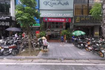 Bán nhà mặt phố Phan Chu Trinh, Hoàn Kiếm, Hà Nội, 343m2, MT 6.2m, đoạn ngay hồ Hoàn Kiếm