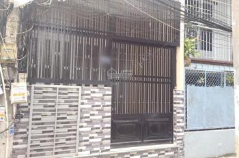 Bán nhà hẻm 2737, Phạm Thế Hiển, phường 7, quận 8