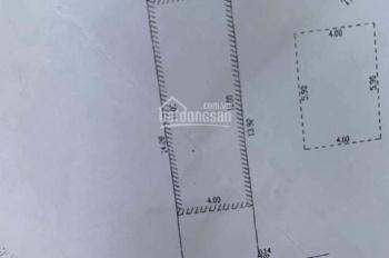 Bán nhà cấp 4 gác lửng 4x14,1m, hẻm 2m K72/H29 Đinh Tiên Hoàng, Hải Châu